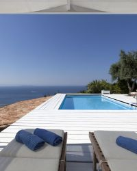 Casa Mori holiday villa with swimming poolnext to the sea Near Porto Santo Stefano, Monte Argentario