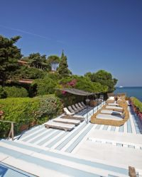 Casa Azzurra holiday villa next to the sea Porto Ercole