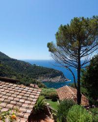 Villa I Tetti holiday villa  Cala Piccola - Near Porto santo Stefano