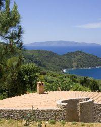 Agrumaia holiday villa  Cala Grande, near Porto Santo Stefano, Monte Argentario