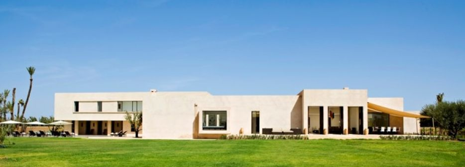 Villa With Swimming Pool For Holiday Rental, Near Marrakech, Morocco