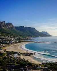 Camps Bay holiday villa with swimming pool Camps Bay, Cape Town