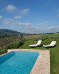 La Pescia holiday villa with swimming pool Near Pescia Fiorentina