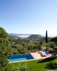 Villa I Mulini holiday villa with swimming pool Porto Ercole - Monte Argentario