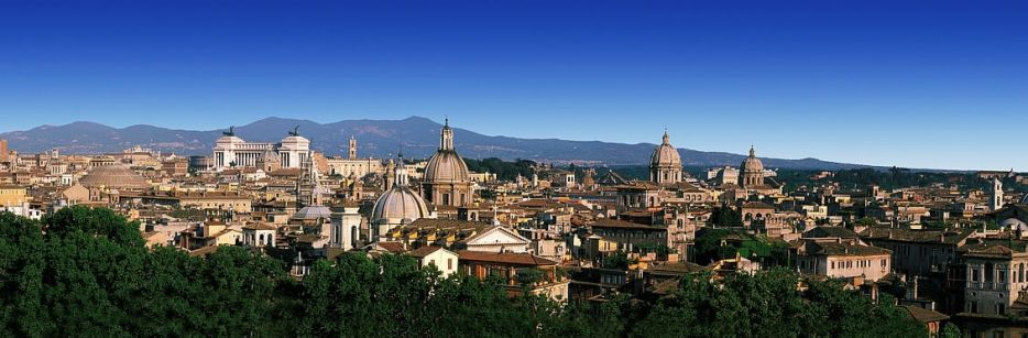 Holiday villas and apartments in and around Rome