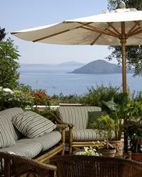 Villa Sbarcatello holiday villa next to the sea Near Porto Ercole - Monte Argentario