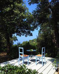 Il Villino holiday villa  Le Cannelle, near Porto Santo Stefano