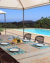 Le Ginestre holiday villa with swimming pool Near Porto Ercole - Monte Argentario
