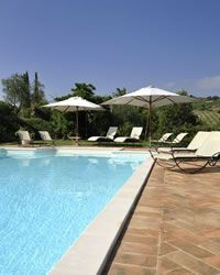 Il Casale holiday villa with swimming pool Near Magliano
