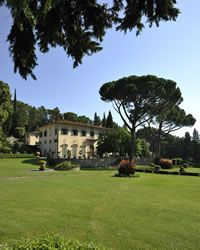 Villa Firenze holiday villa with swimming pool Near Florence, Tuscany