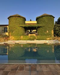 Casa della Maremma holiday villa with swimming pool Near Capalbio
