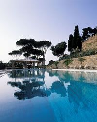 Gherardesca holiday villa with swimming pool Near Donoratico