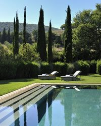Pescia dei Campi holiday villa with swimming pool Near Giardino